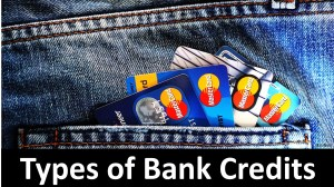 Types of Bank Credits