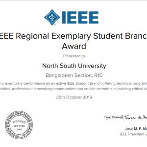 R10 Exemplary SB certificate