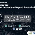 Distinguished Lecture on Grid Modernization poster