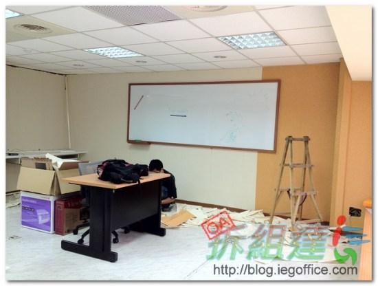 辦公室裝修,壁紙