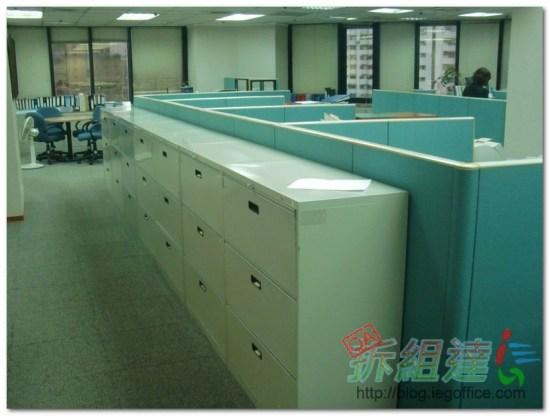 辦公家具-二手辦公屏風-理想櫃
