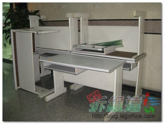 二手辦公家具-HU桌