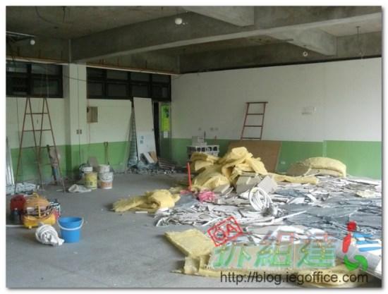 辦公室裝修,拆除工程