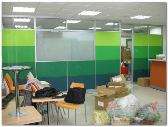 辦公家具-LOGO牆