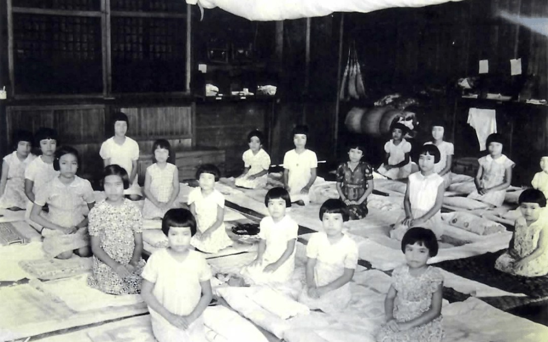 Japanese Mixed-Race Children in the Philippines, Then and Now!