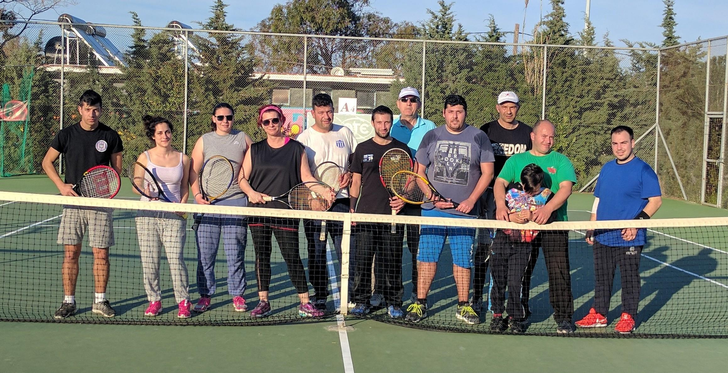 Μαθήματα Αντισφαίρισης στη Νεάπολη για την Ειδικότητα 'Προπονητής Αθλημάτων'