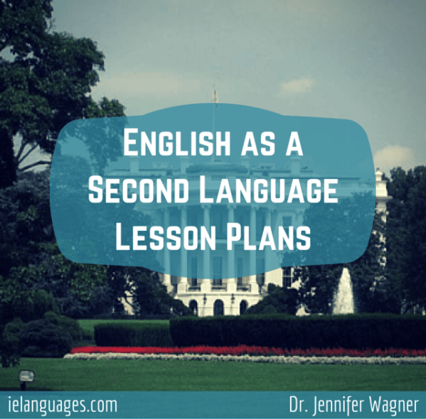 Free ESL (English as a Second Language) Lesson Plans to ...