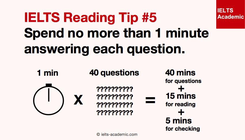 Reading tips (British Council)