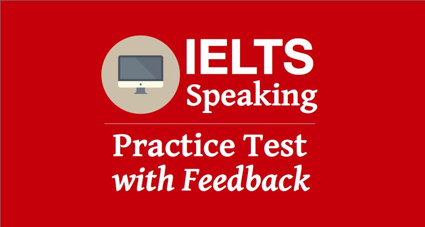 Ielts Online Sample Test
