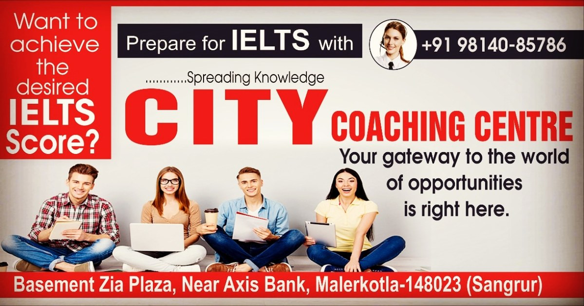 City Coaching Centre