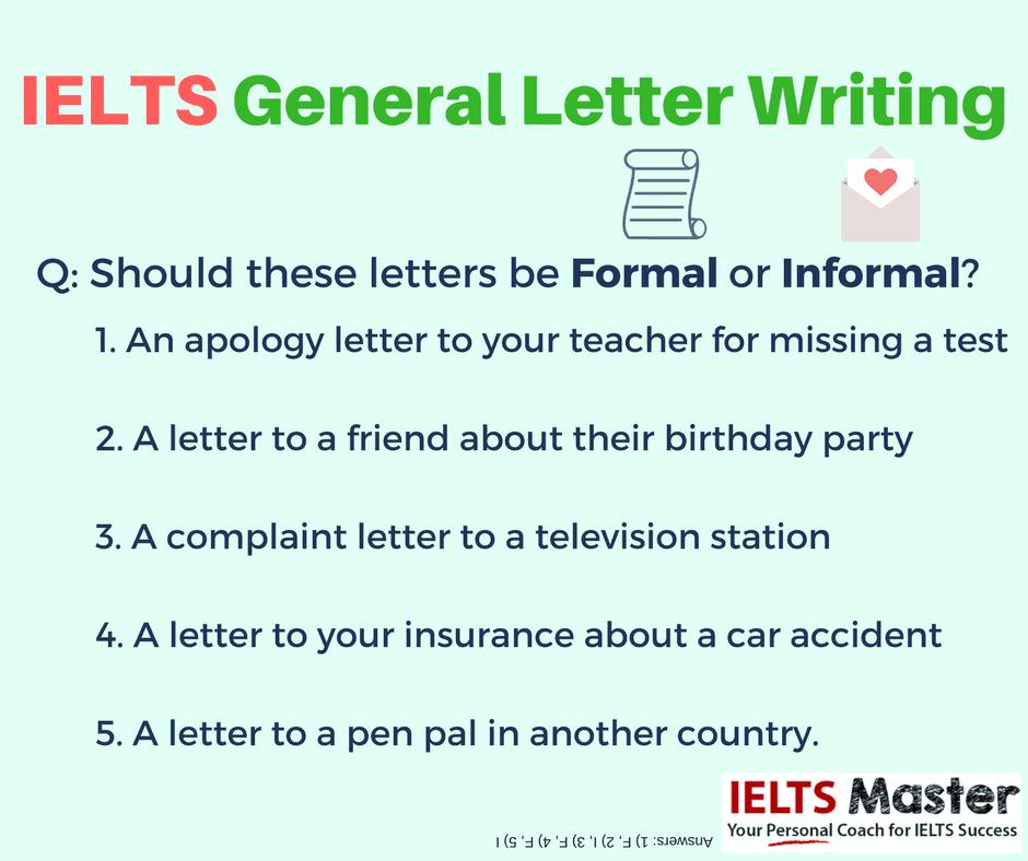 ielts general writing task 1 four
