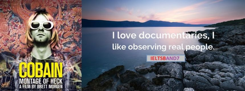 IELTS cue card A TV documentary you watched