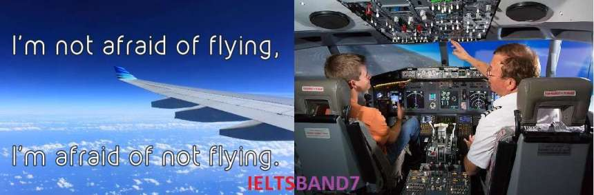 IELTS Cue Card Talk about someone who travels often by plane