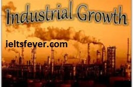 Some people say that industrial growth is necessary to solve poverty, but some other people argue that industrial growth is creating environmental problems and it should be stopped. Discuss both views and give your opinion.