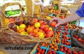 The food travels thousands of miles from farm to consumer. Some people think it would be better to our environment and economy if people only ate only locally produced food. What extent do the advantages outweigh the disadvantages?