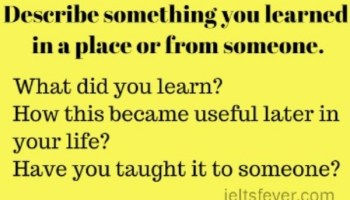 Something that helps you concentrate ielts books ielts books