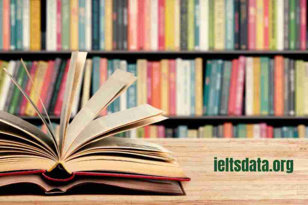 Books IELTS Speaking Part 1 Questions With Answers (1)