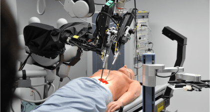 Reading Lesson for IELTS: Medical Robots