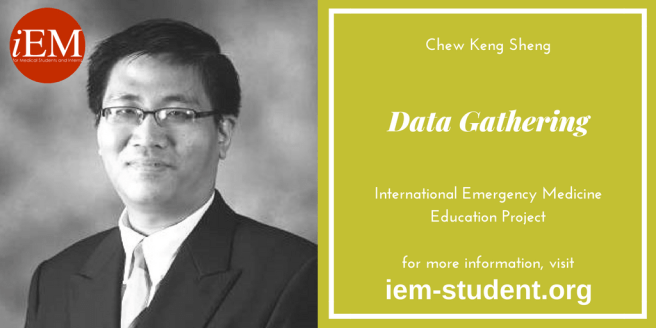 gathering data - Chew Keng Sheng