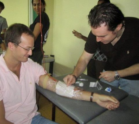 Learning to do IV