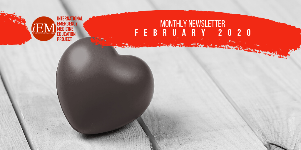 iEM monthly newsletter February 2020
