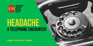 Headache - A Telephone Encounter
