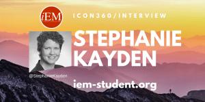 stephanie kayden icon360 interview