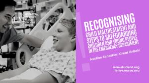 recognizing child maltreatment