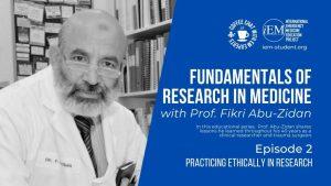 Fundamentals of Research in Medicine - Episode 2