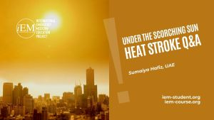Under the scorching sun – Heat Stroke Q&A
