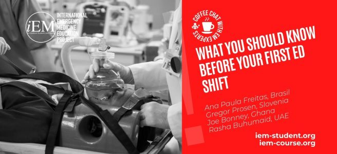 what you should know before your first ED shift