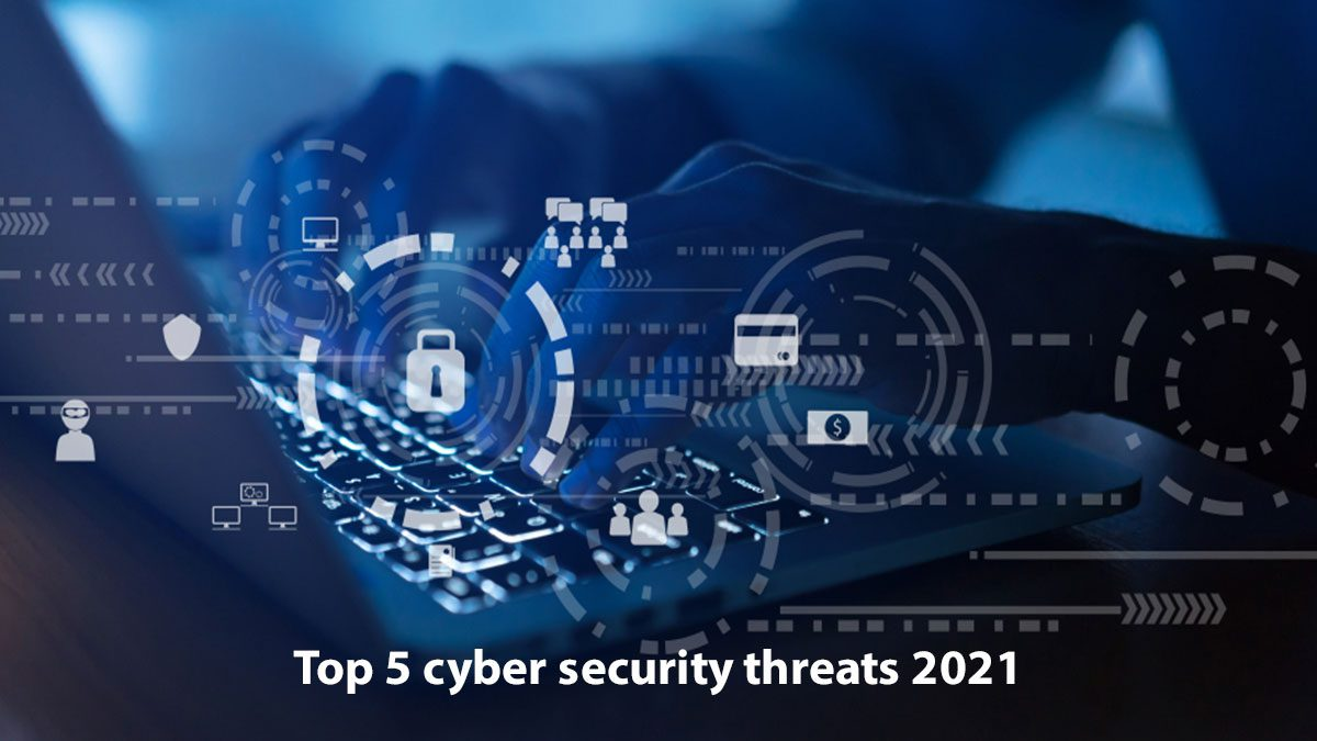 Top 5 cyber security threats 2021