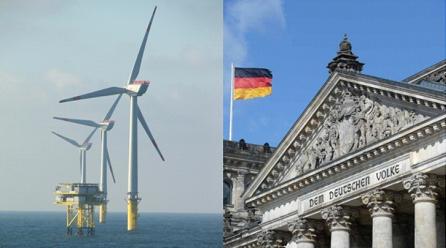 เยอรมันนีจะก้าวสู่การผลิตไฟฟ้าจากพลังงานหมุนเวียน 100 % ในอีก 2 ทศวรรษ