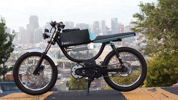 """อาชาสายฟ้า """"Powered Commuter Bike"""" พร้อมควบในเมืองกรุงด้วยพลังงานสะอาด"""