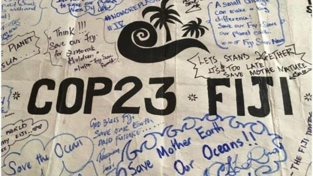 COP 23 การเจราจาสหประชาชาติ