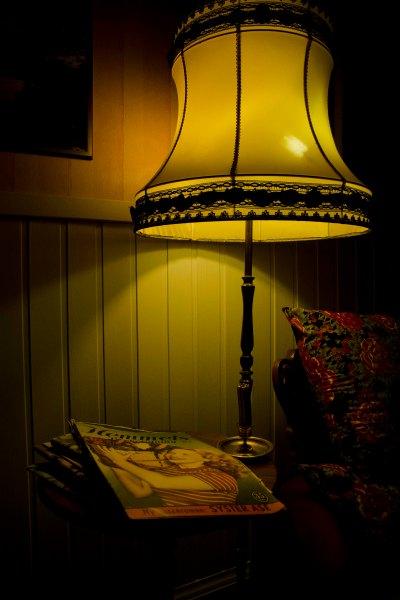 lampe blad