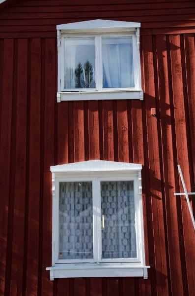Slik så de gamle vinduene ut.