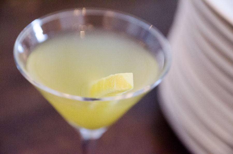 Strangeways cocktail