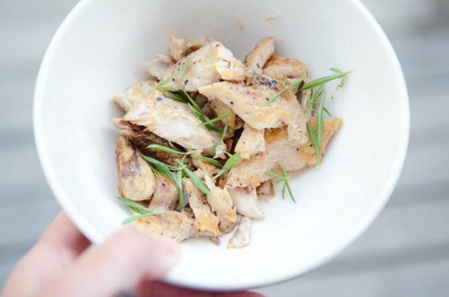 Makrell er sommer! Og en perfekt fisk til å fylle ravioli med.