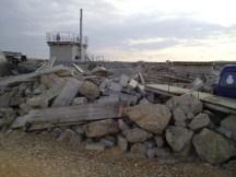 Campo de estructuras colapsadas de la ENPC