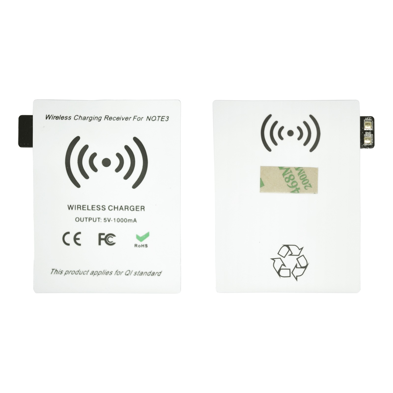 Qi Wireless Charger Receiver Module For Samsung Note 3