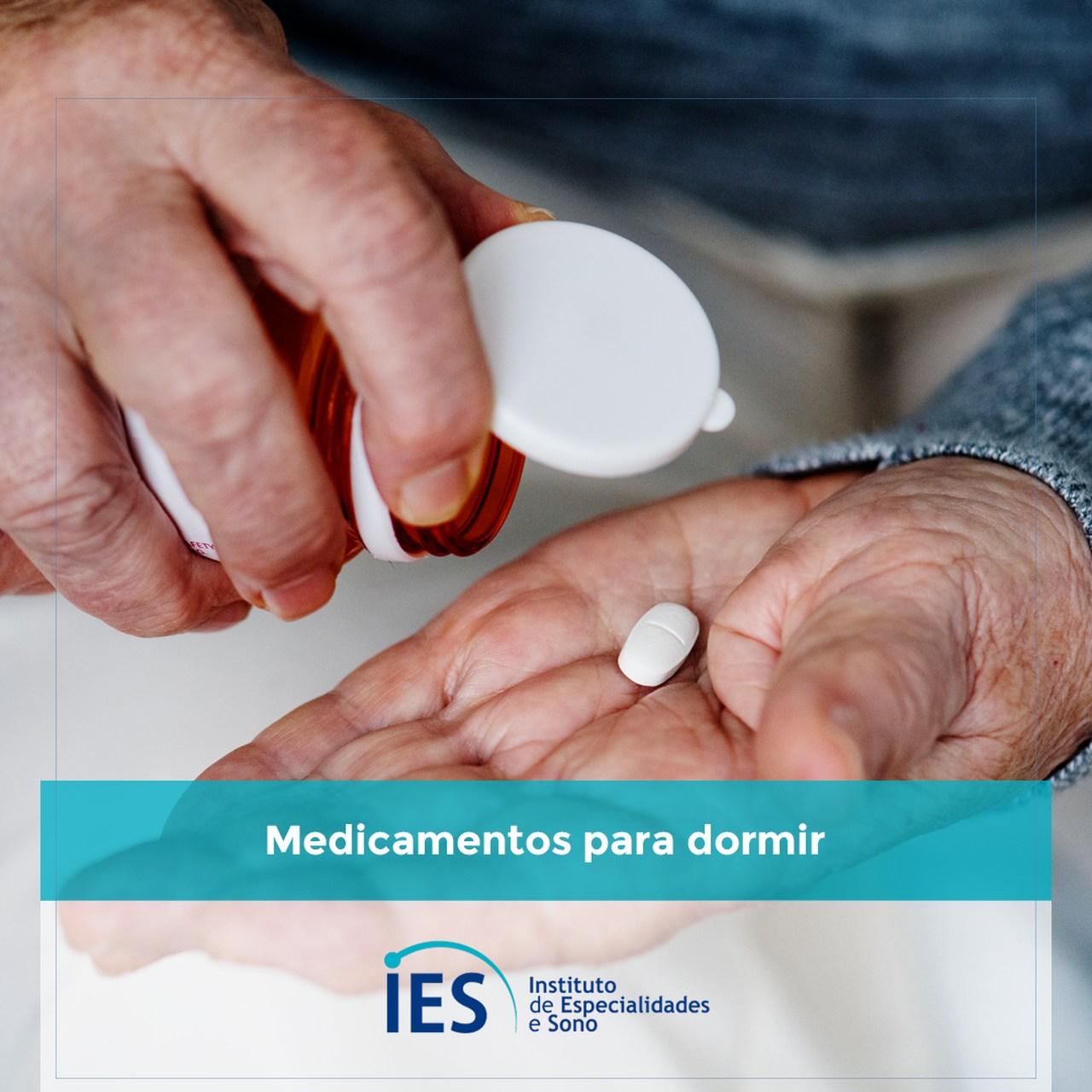 Uso de medicamentos para dormir