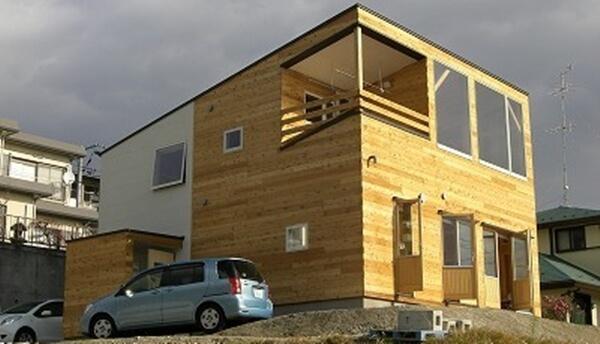 木質系サイディングの特徴とメリット・デメリット