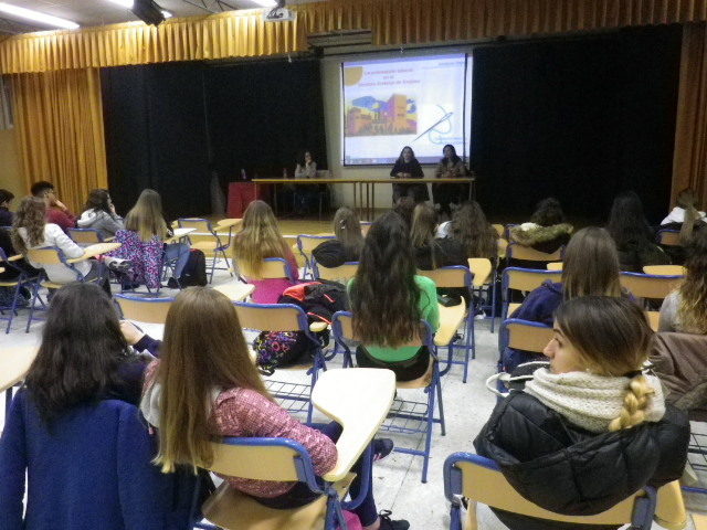 Jornadas de orientación para alumnado de 2º de Bachillerato