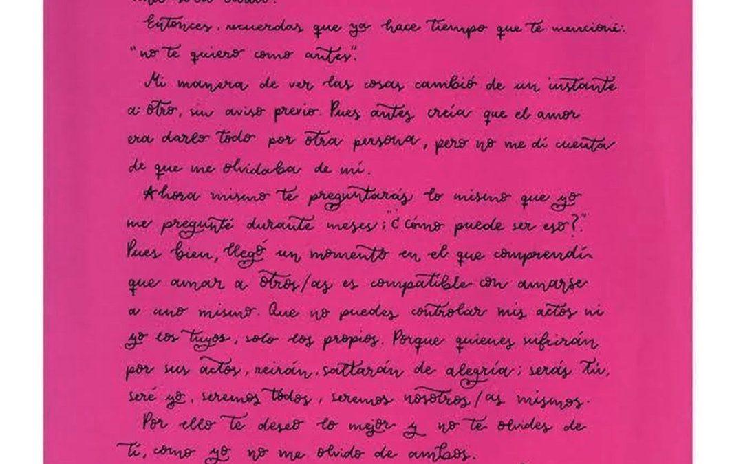 Cartas del buen amor