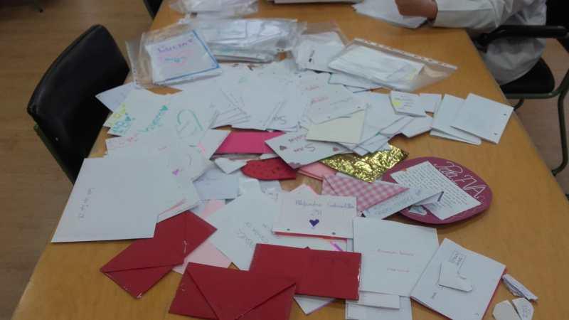 Cartas San Valentin