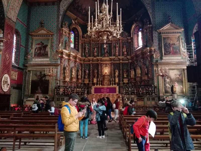 Catedral de San Juan de Luz