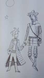 El Principito y Don Quijote