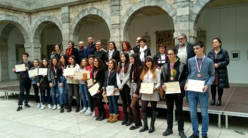 Entrega de premios VI Olimpiada Filosófica