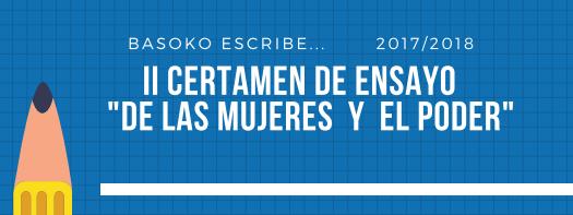 """Ganadoras del II Certamen de ensayo """"De las mujeres y el poder"""""""